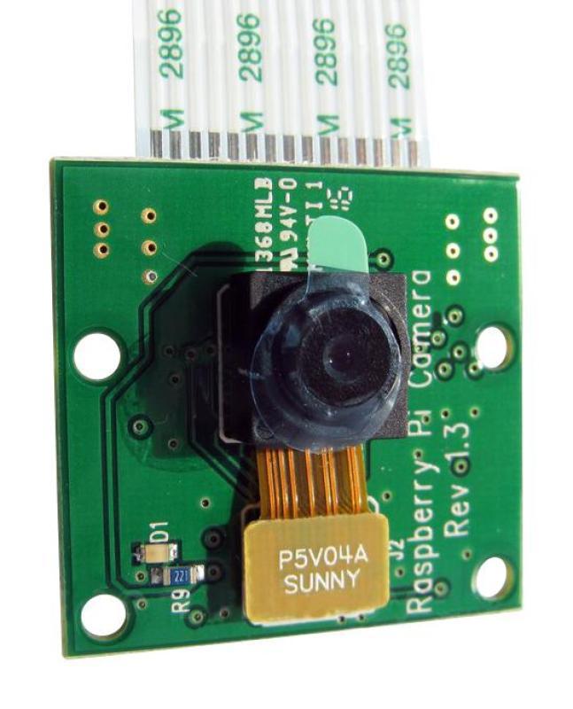 Original Raspberry Pi Camera 5MP Rev 1 3: Mikrotron Web Shop