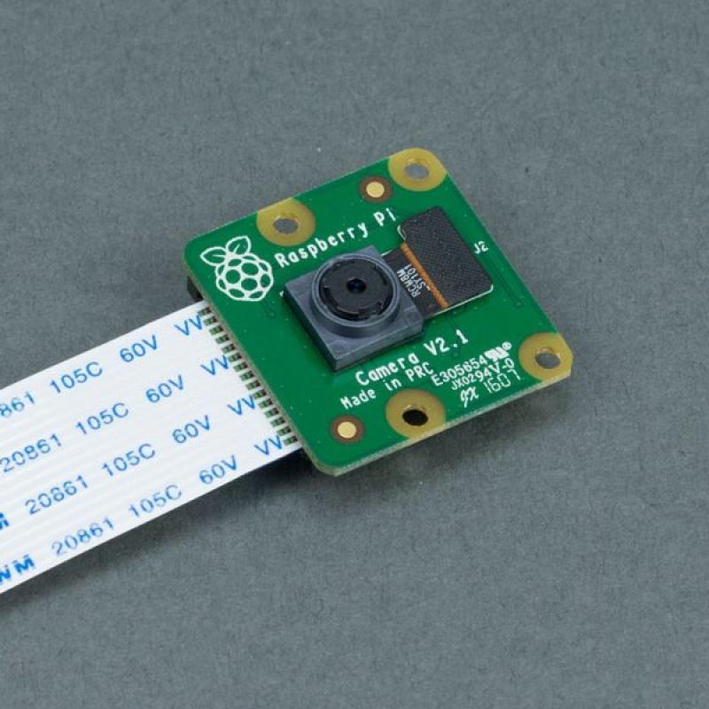 Original Raspberry Pi Camera V2 - 8MP: Mikrotron Web Shop